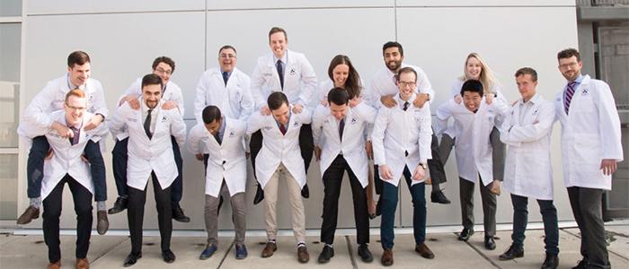 Résidents d'urologie