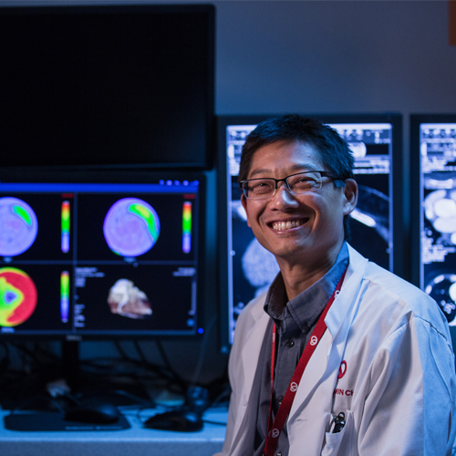 Nuclear Cardiologist