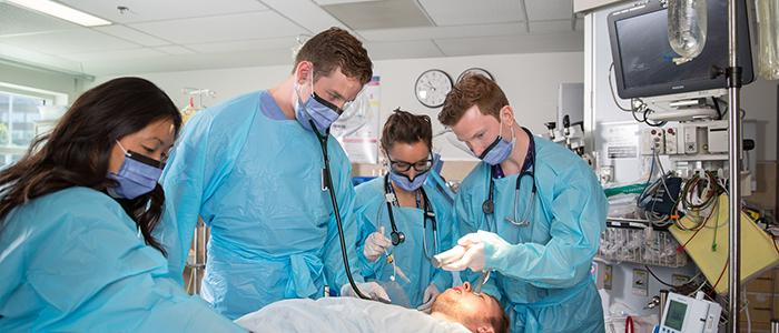 Emergency Medicine Residents
