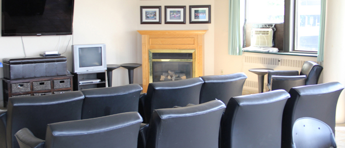 Cornwall Accommodations Entertainment Centre