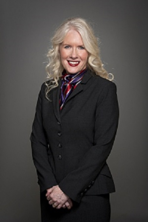 Vice Dean Melissa Forgie