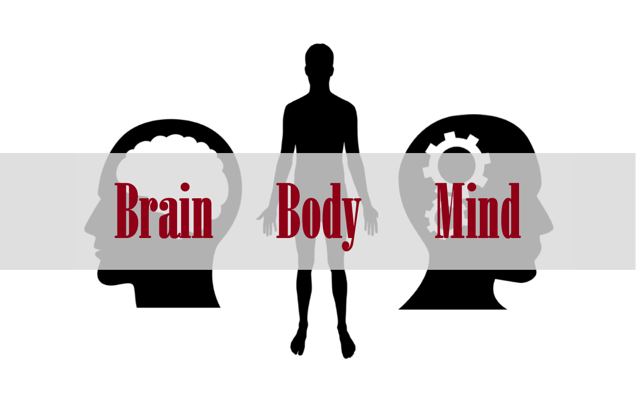 Icons of the brain, body and mind