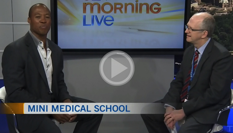 CTV Morning Live: Interview with Dr. Hendry about Mini Med School