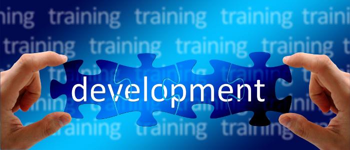 Training, development