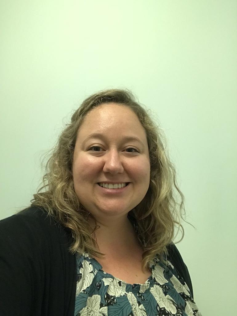 Dr. Erinna Brown, pictured
