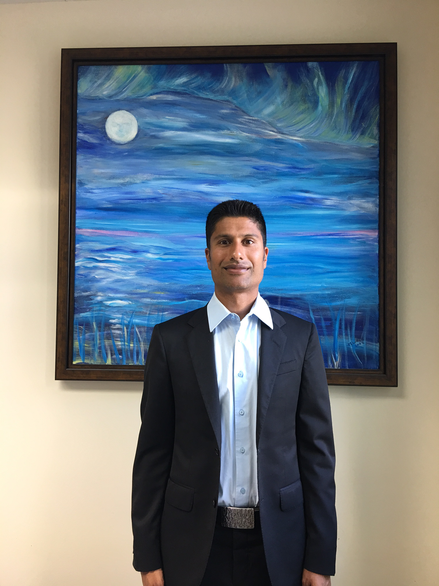 We welcome Dr  Vinay Lodha as the new Geriatric Psychiatry