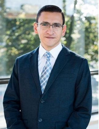 Headshot of Nader Zakhari