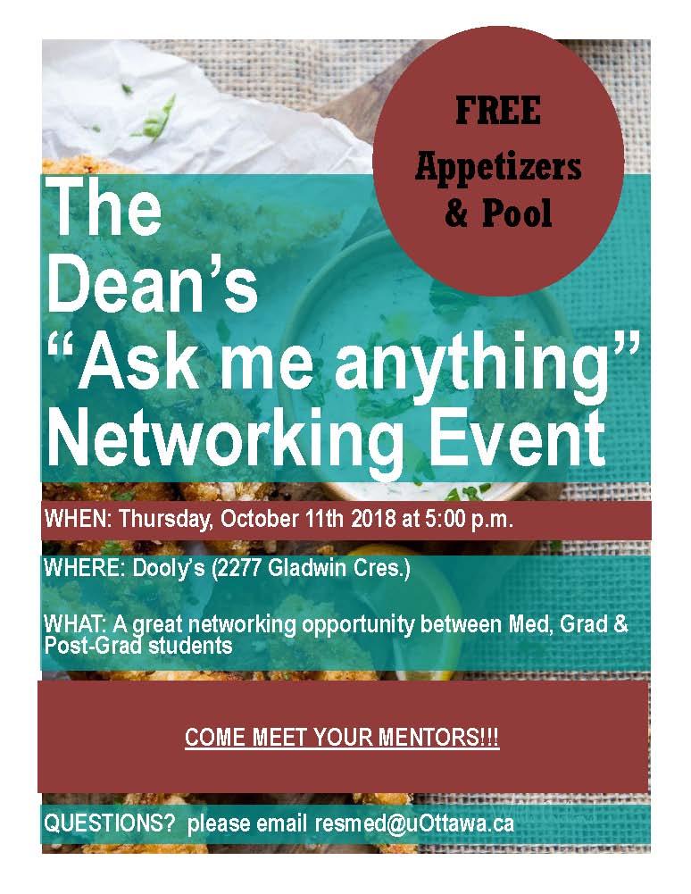 Poster October Pub Night