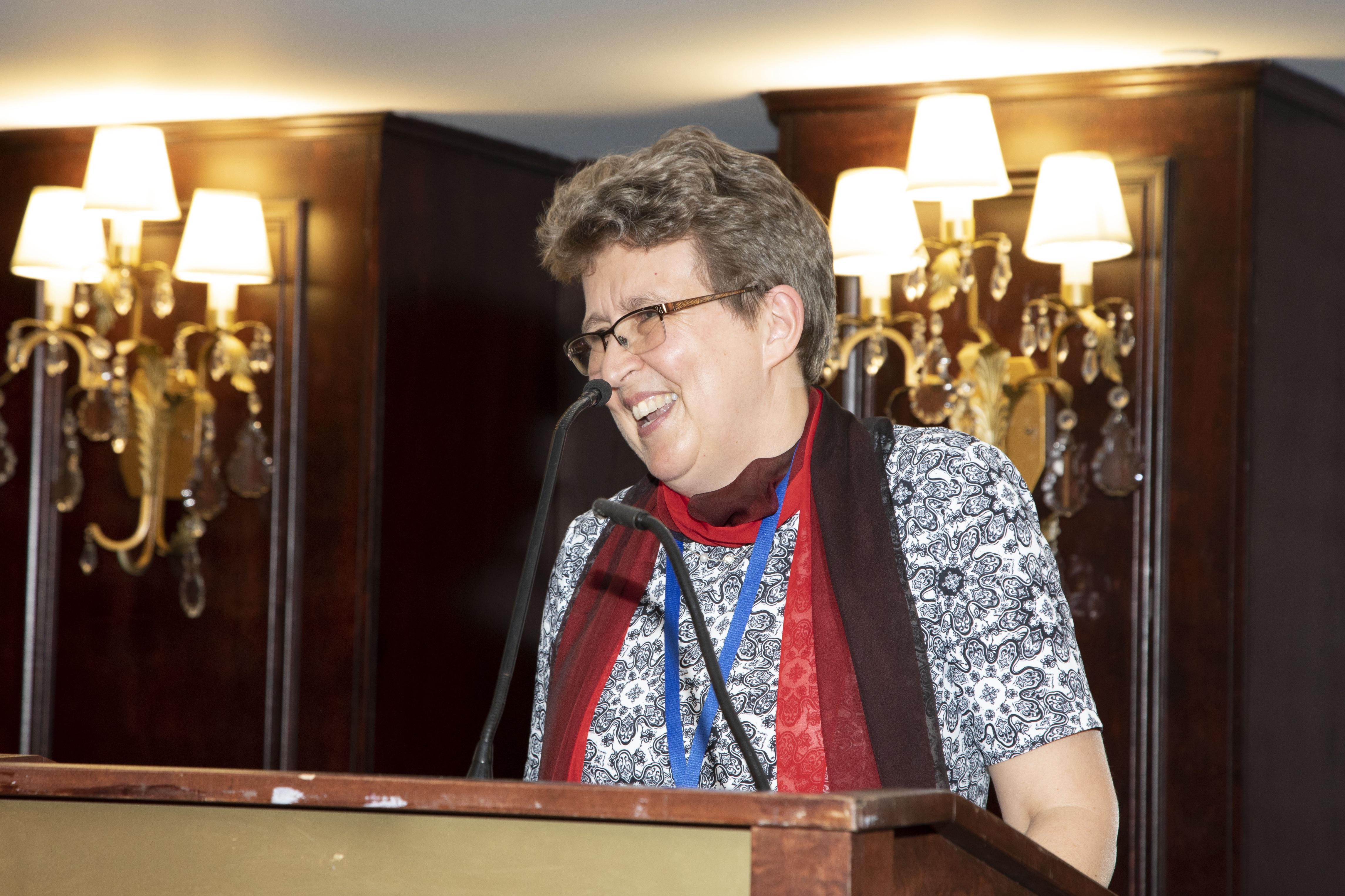 Ms Marie Bedard
