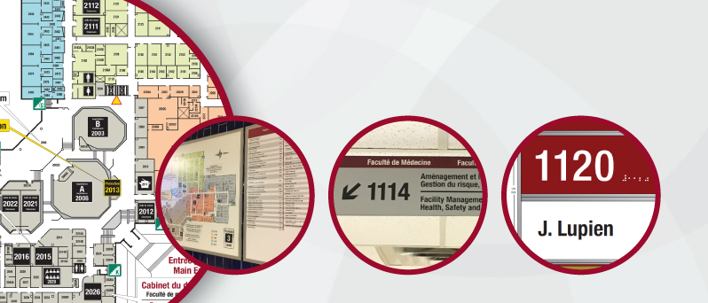 Photos de signalisation ; Pictures of different signage