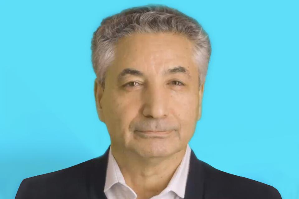 Dr. Khosrow Adeli