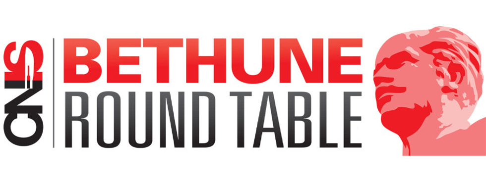 Bethune Round Table logo.