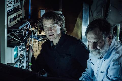 Dr. André Longtin and Dr. Leonard Maler