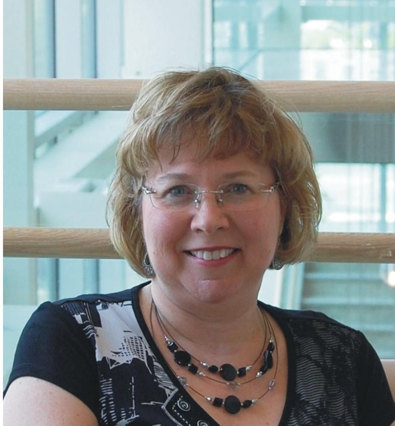 Photo of Dr. Barbara Vanderhyden