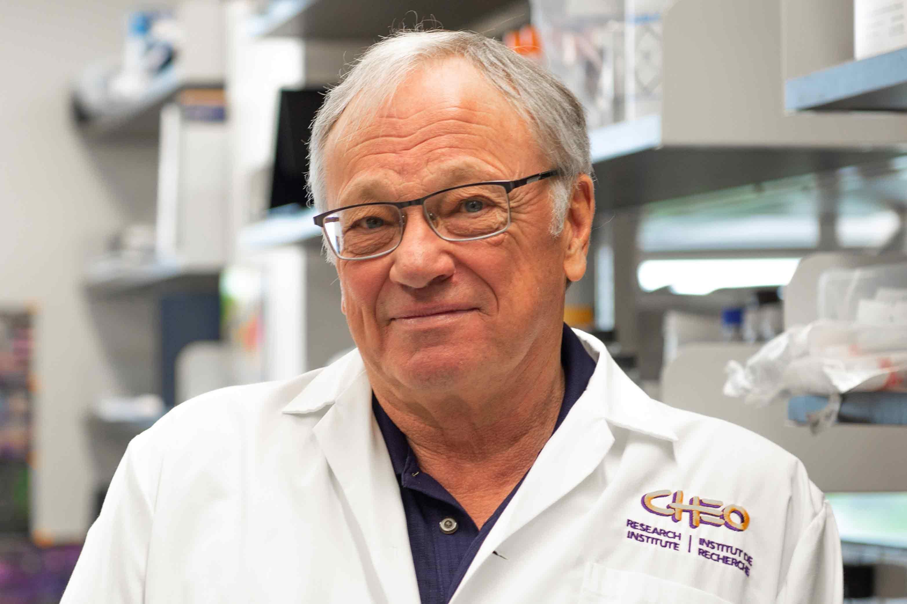Photo of Dr. Robert Korneluk.