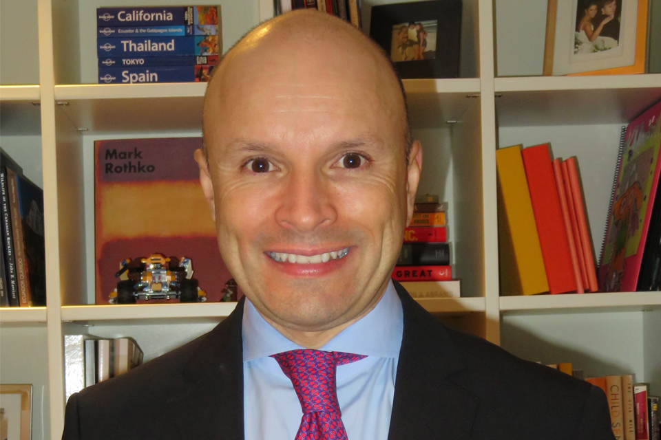 Photo of Dr. Carlos Torres
