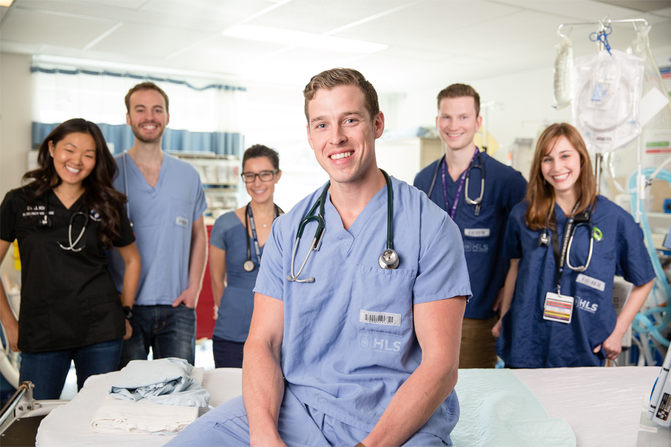 Photo of uOttawa PGME residents.