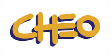 Logo of CHEO