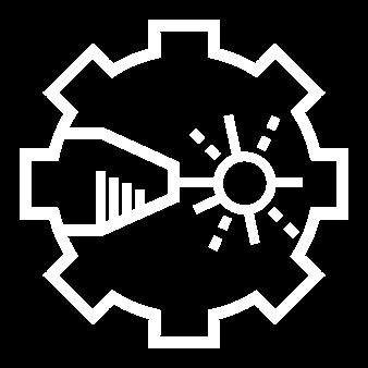 A graphic icon representing core facilities.