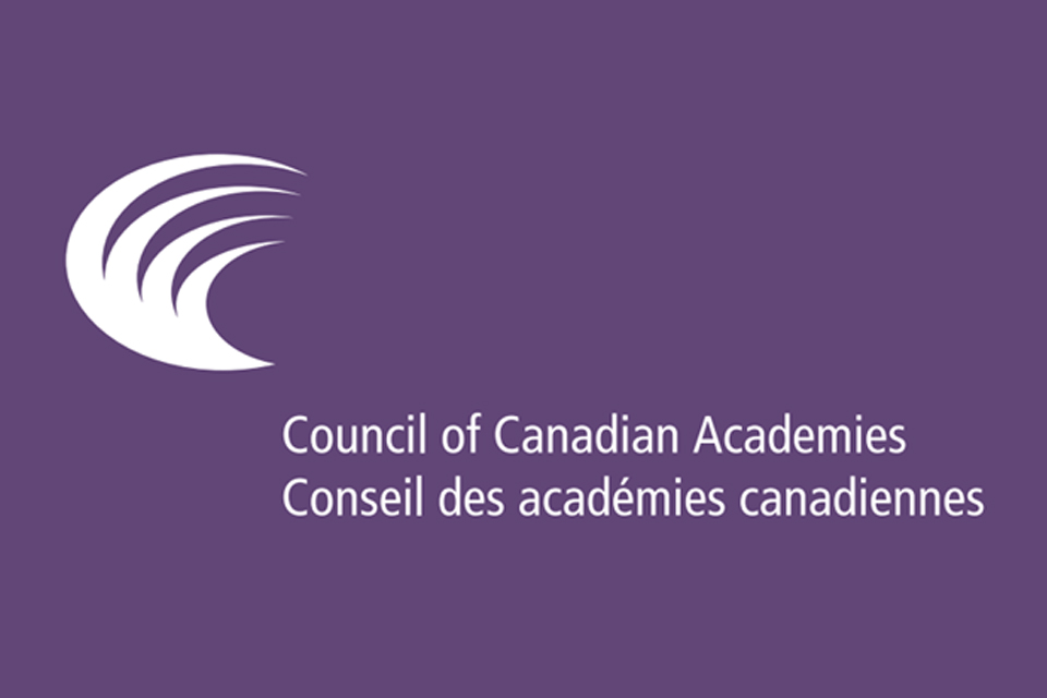Logo for Council of Canadian Academics
