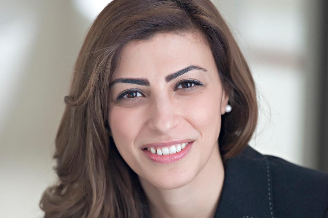Photo of Dr. Darine El-Chaâr