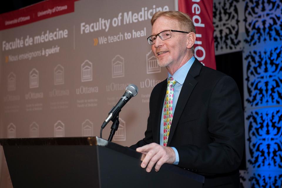 Dean Dr. Bernard Jasmin