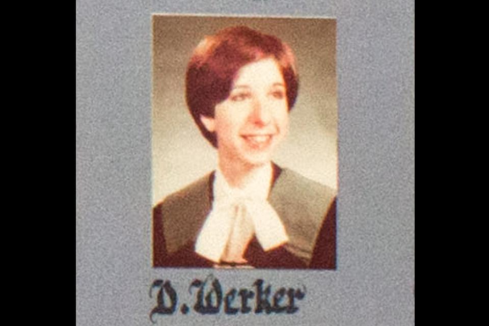Denise Werker, uOttawa MD 1980