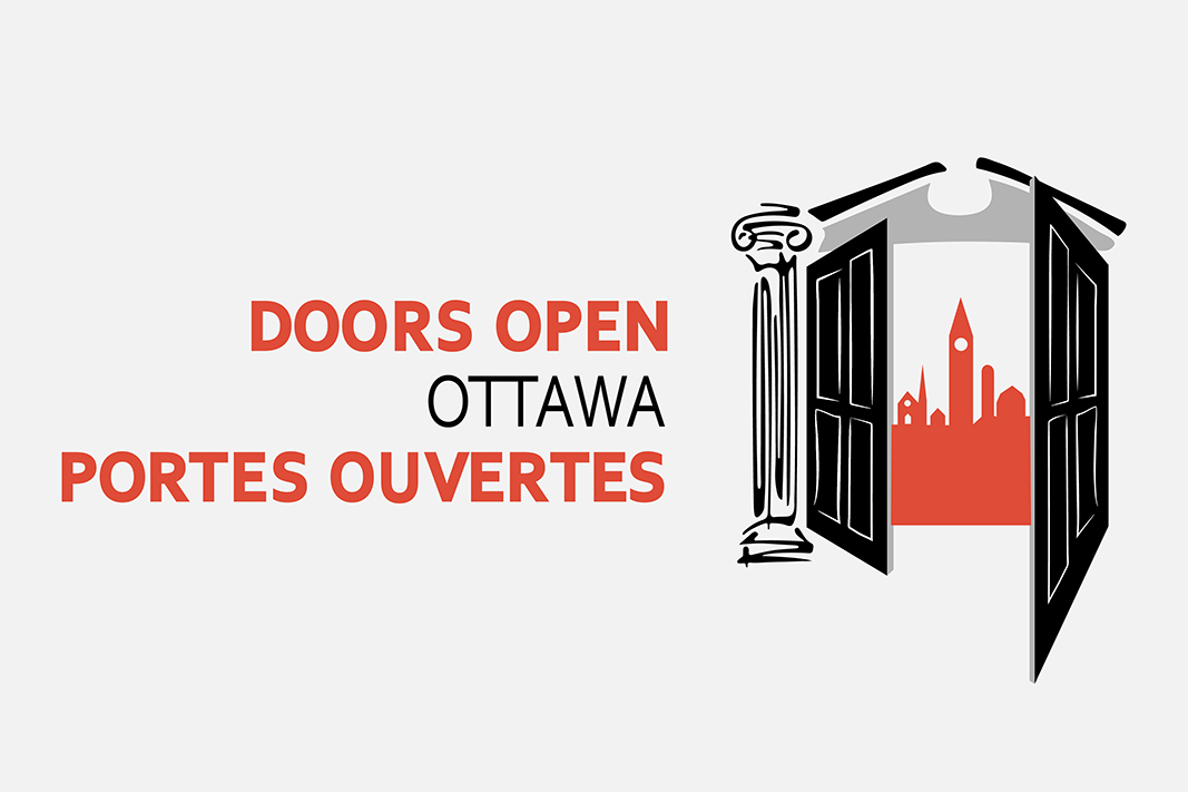 Portes ouvertes Ottawa logo