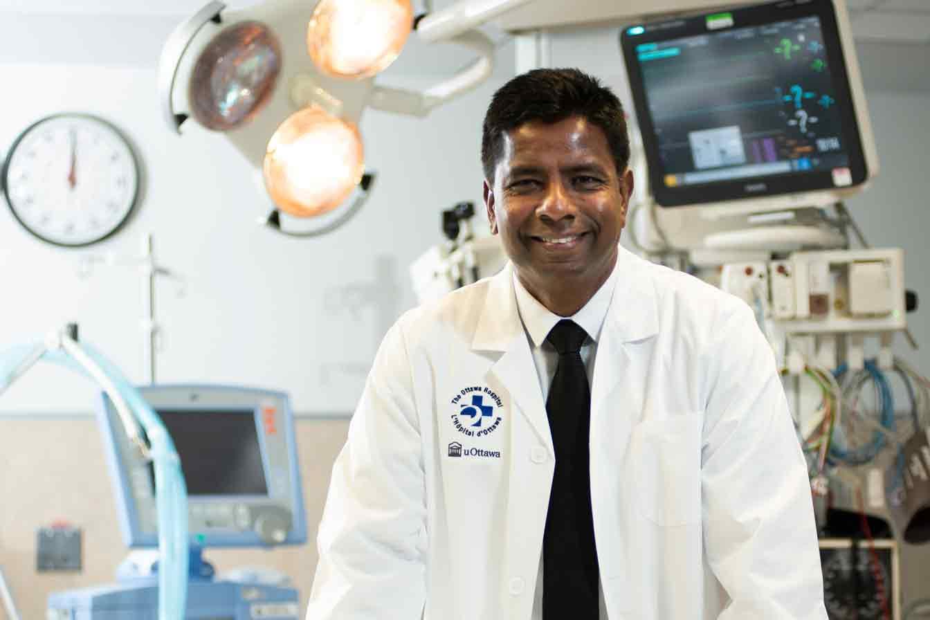 Photo of Dr. Venkatesh Thiruganasambandamoorthy