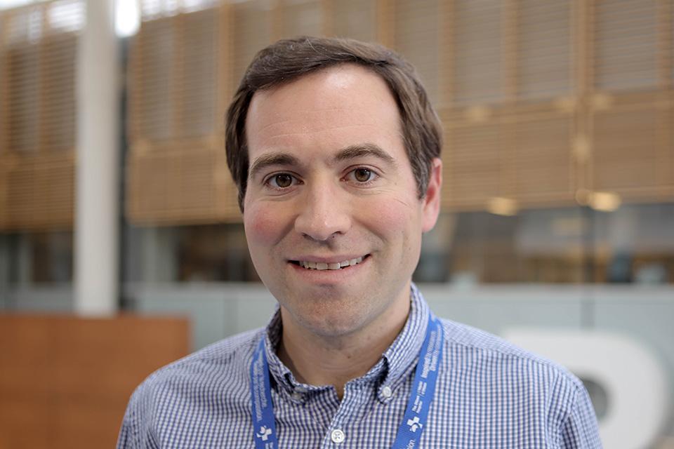 Photo of Dr. Daniel Corsi