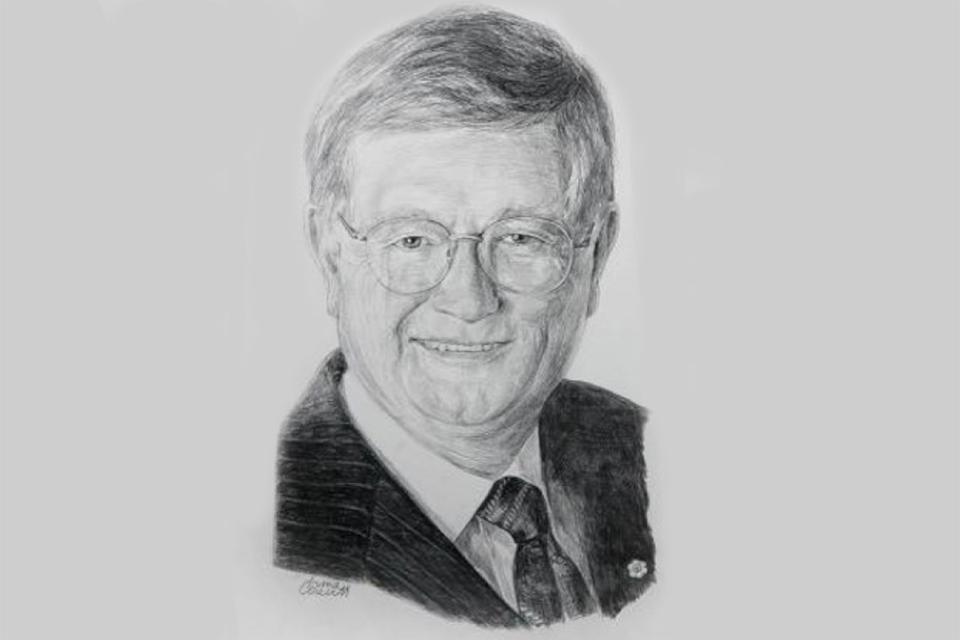Dr. Wilbert Keon
