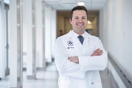 Dr. Daniel McIsaac