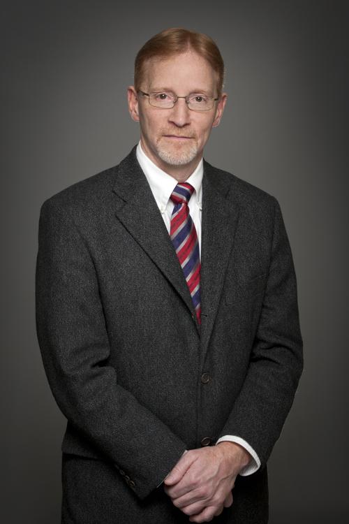 photo of Dr. Bernard Jasmin