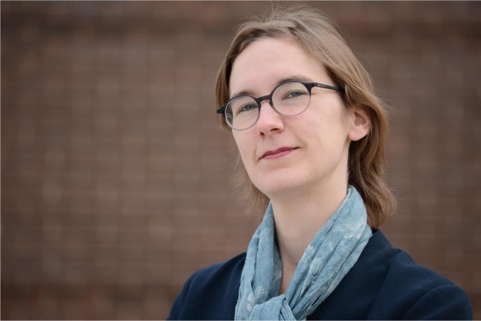 Photo of Dr. Ellen Snyder