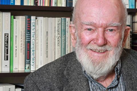 Emeritus Professor Dr. John Last