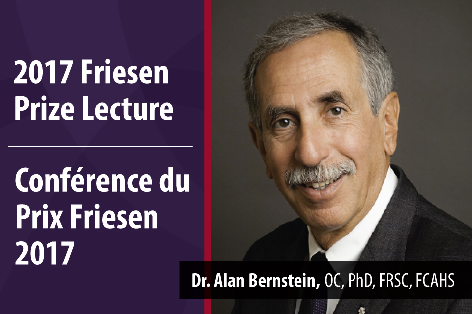 Photo of Dr. Alan Bernstein