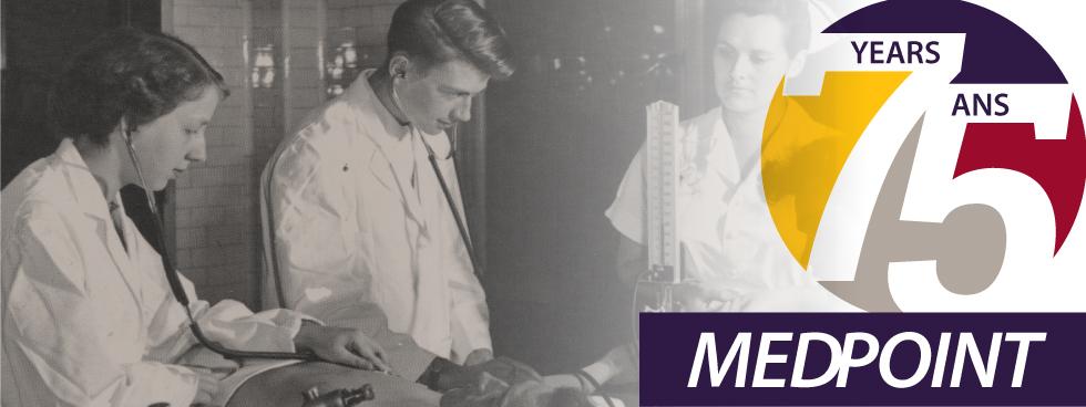 75e anniversaire de la Faculté de médecine