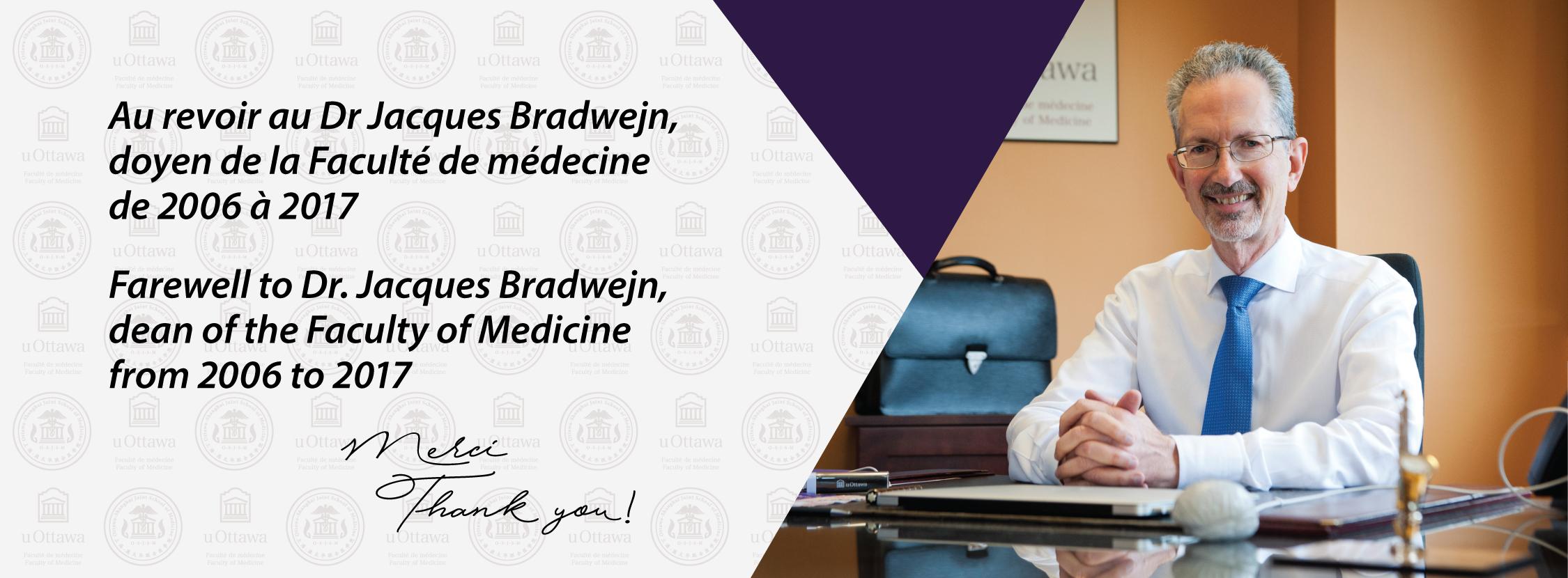 Dr. Bardwin's Fairwell image
