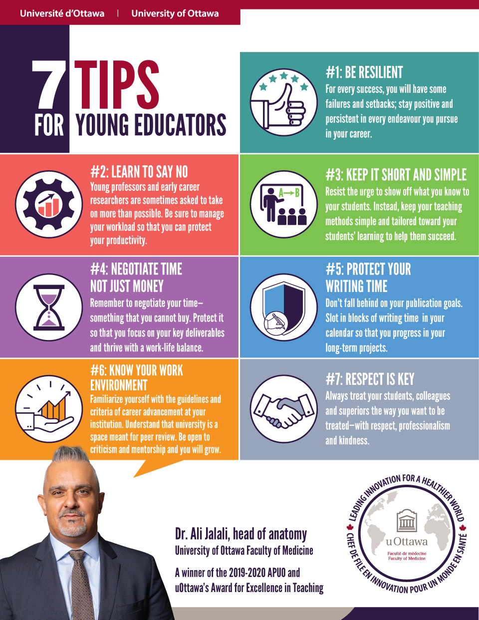 7 Tips for Young Educators
