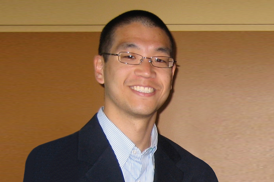 Photo of Dr. Warren Cheung