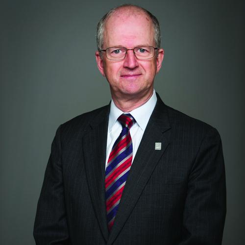 Dr. Paul Hendry