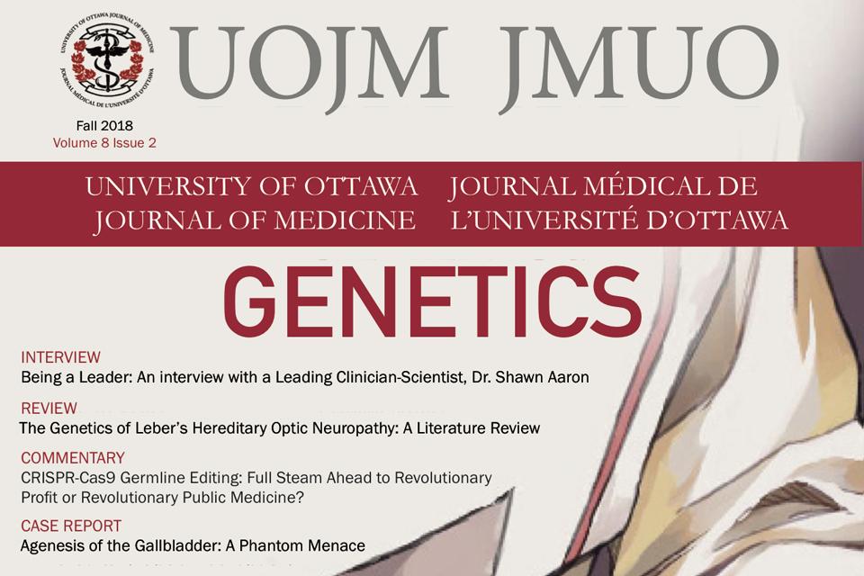 UOJM 8.2: Genetics