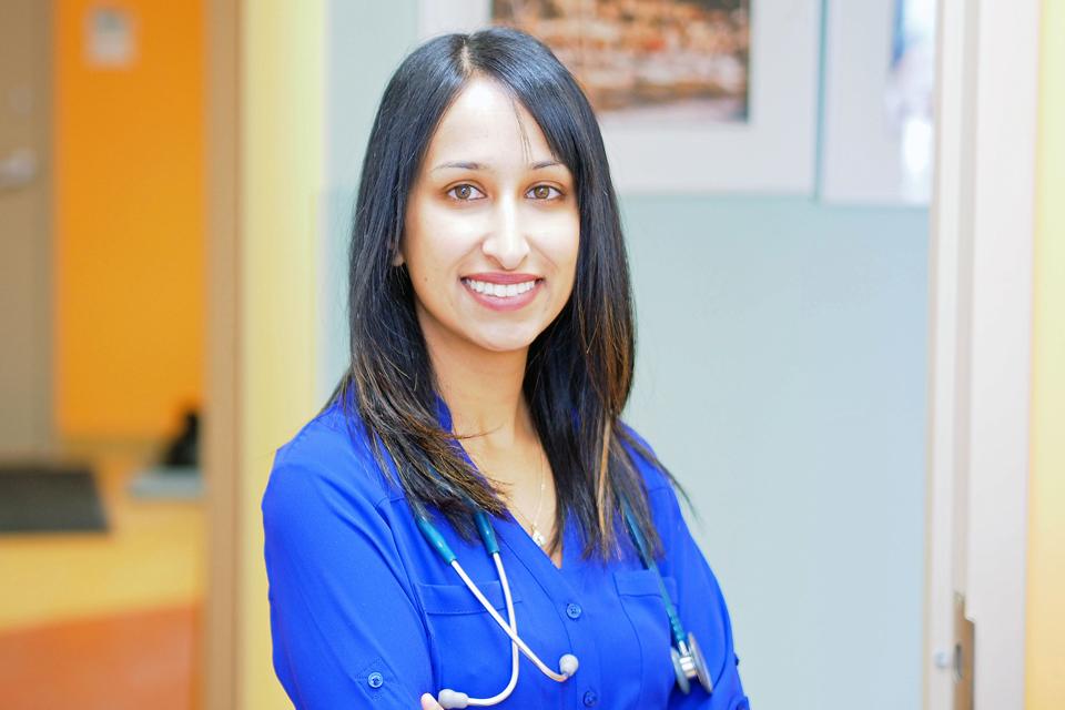 Photo of Dr. Kamila Premji