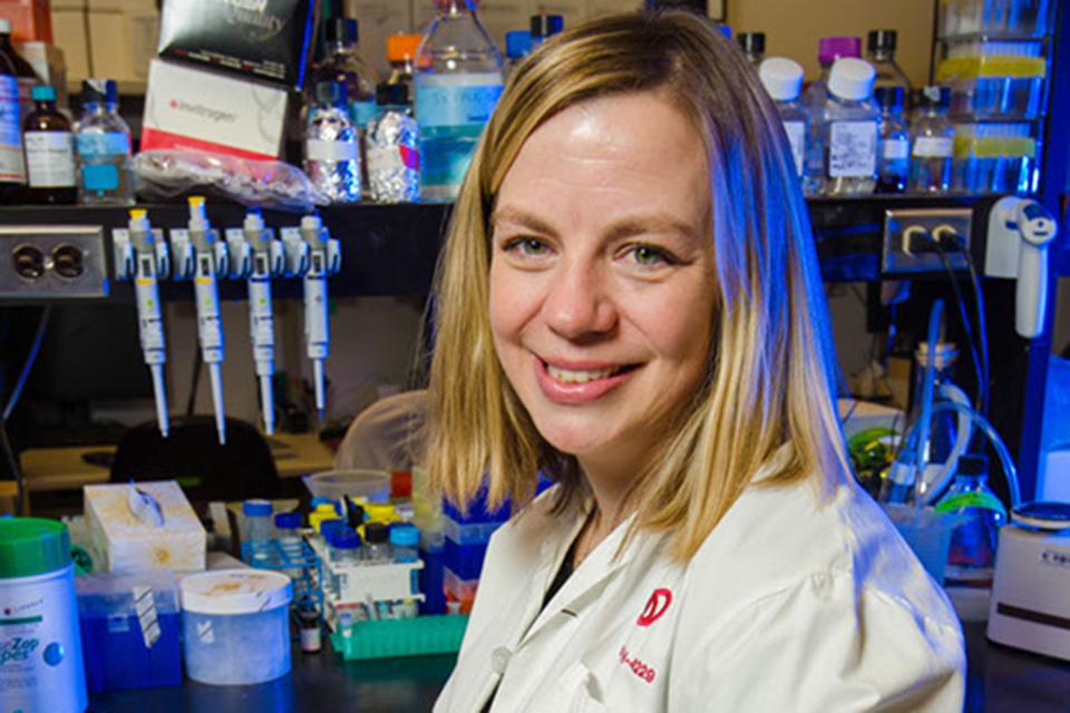 Photo of Dr. Katey Rayner