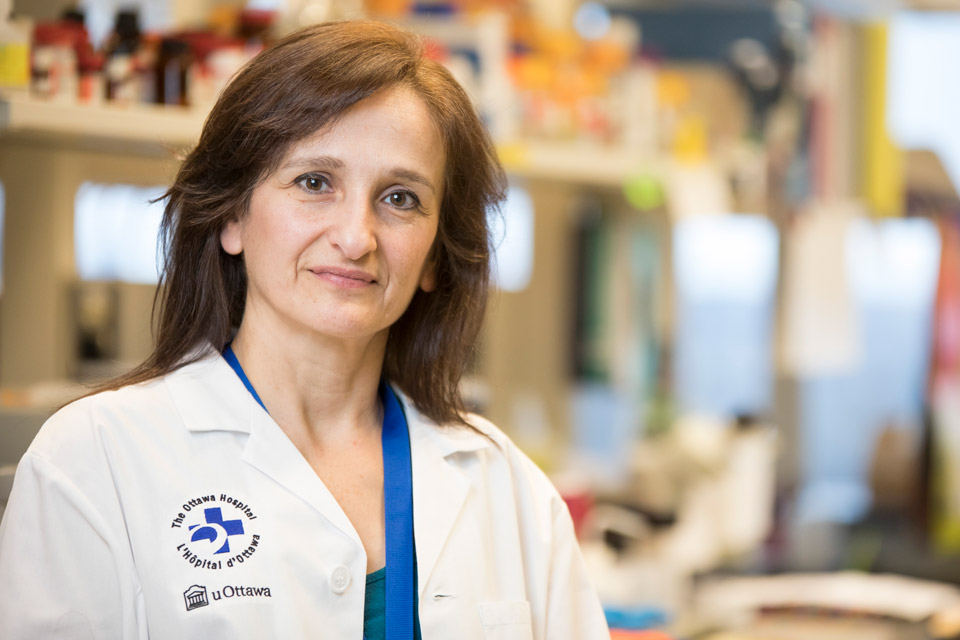 Dr. Catherine Tsilfidis