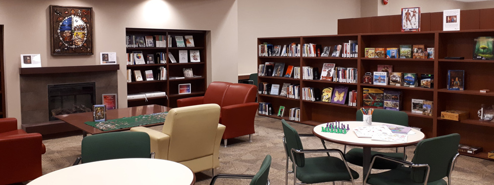 library at RGN