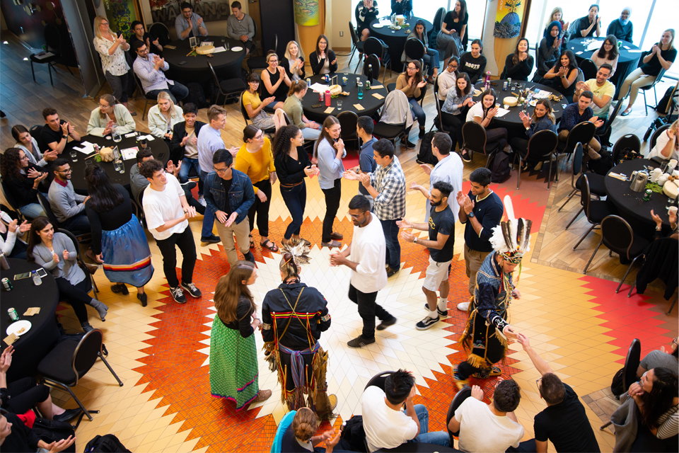 Danses Autochtone