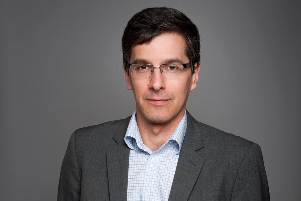Dr Daniel Figeys