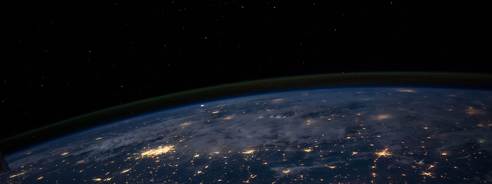 Earth from Outerspace