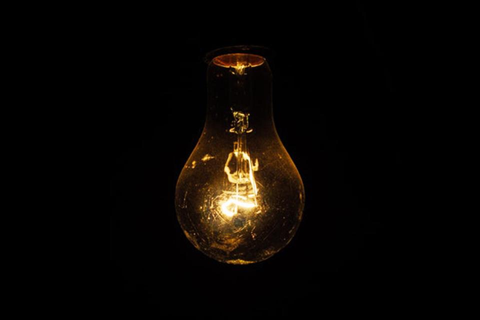 Une ampoule